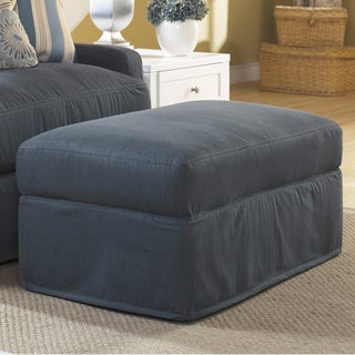 Signature Design by Ashley 'Addison' Slate Ottoman