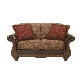 Signature Design by Ashley Macneill Umber Loveseat