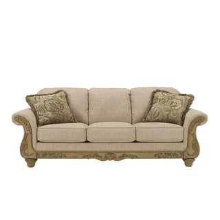 Signature Designs by Ashley 'Cambridge' Traditional South Coast Sofa