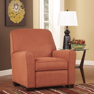 Signature Design by Ashley Gale Russet Low-leg Recliner