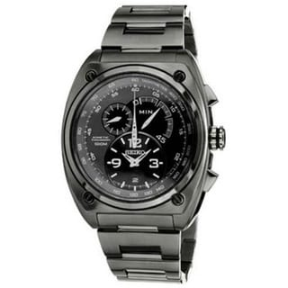 Seiko Men's SNL073 Limited Edition Men's Kinetic Chronograph Watch