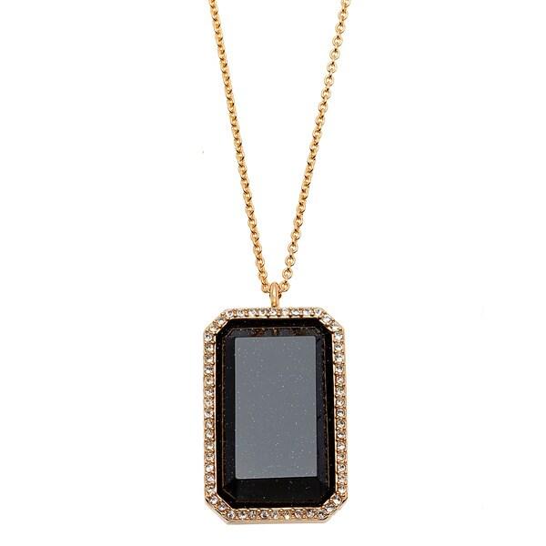 kate spade 'Night Sky Jewels' Emerald-cut Pendant