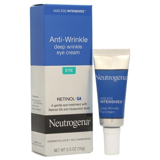 Neutrogena Deep Wrinkle 0.5-ounce Eye Cream