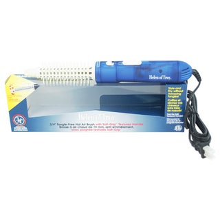 Helen of Troy Tangle-Free 0.75-inch Hot Air Brush