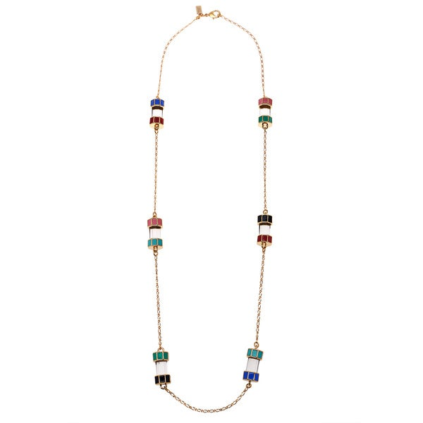 kate spade Multi Scatter Necklace