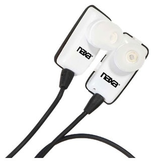 Naxa Wireless Earphones with Built-in Microphone and Bluetooth Technology