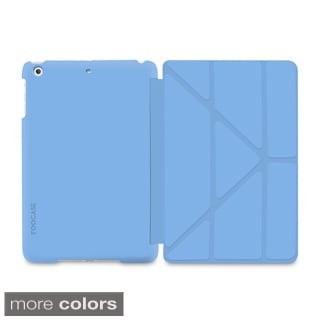roocase Slim Shell Origami Folio Case Smart Cover for Apple iPad Mini 3/2/1