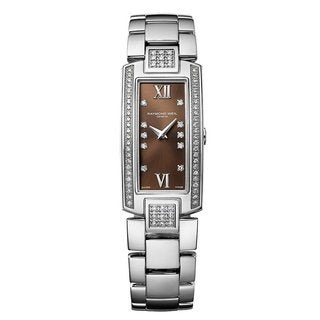 Raymond Weil Women's 1500-ST2-00775 Shine Stainless Steel Watch