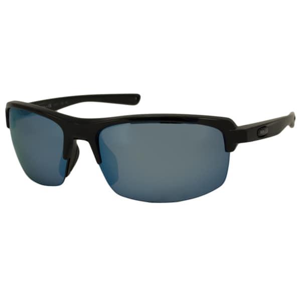 Revo Men's/Unisex Crux S Polarized/ Wrap Sunglasses