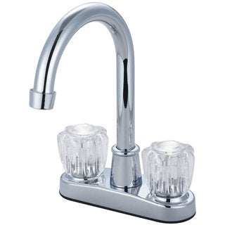 Olympia Faucets B-8172 Two Handle Bar Faucet