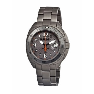 Bull Titanium Men's Matador Grey Titanium Grey Analog Watch