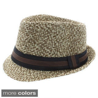 Faddism Men's Classic Fashion Fedora Hat