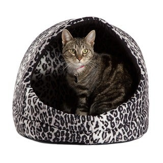 Best Friends by Sheri Hut Style Pet Bed