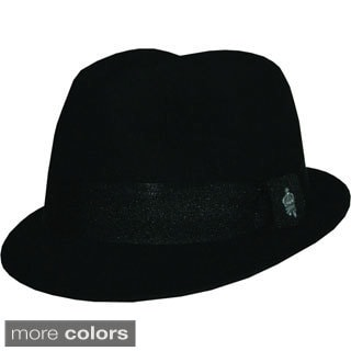 Christys' Crown Basix Men's Felt Fedora
