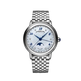 Raymond Weil Women's 2739-ST-05985 Maestro Moon Phase Automatic Watch