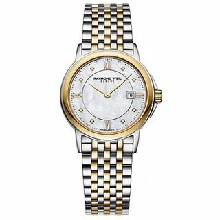 Raymond WeilWomen's 5966-STP-00970 Tradition Quartz Watch