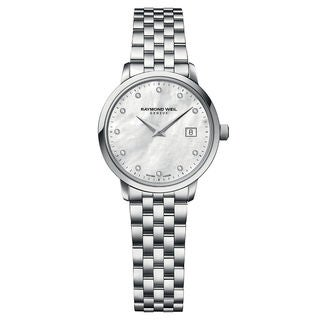 Raymond Weil Women's 5988-ST-97081 Toccata Quartz Watch