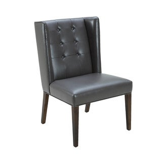 Sunpan Clarkson Bonded Leather Dining Chair