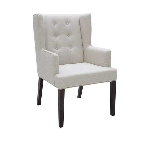 Sunpan Clarkson Linen Armchair