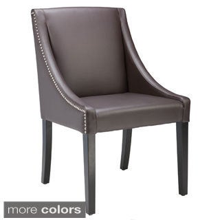Sunpan '5West' Lucille Bonded Leather Dining Chair