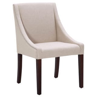 Sunpan Lucille Linen Dining Chair