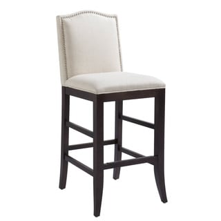 Sunpan Maison Fabric Bar Stool
