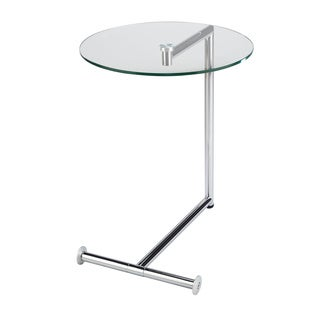 Sunpan Morrison Chrome End Table