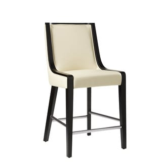 Sunpan Newport Bonded Leather Counter Stool