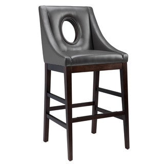 Sunpan Studio Bonded Leather Bar Stool