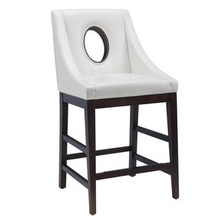 Sunpan Studio Bonded Leather Counter Stool