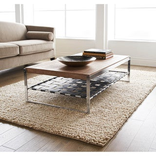 Sunpan Wisdom Modern Coffee Table