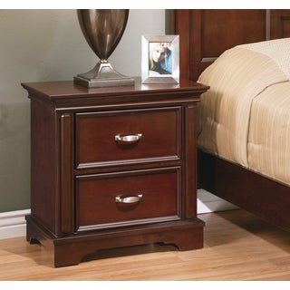 Abbyson Living Tuscany 2-drawer Nightstand