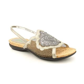 Ros Hommerson Women's 'Glow' Mesh Sandals - Extra Narrow (Size 7.5 )