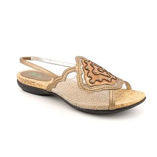 Ros Hommerson Women's 'Glow' Mesh Sandals - Wide