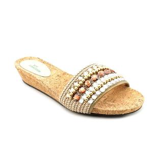 Ros Hommerson Women's 'Jewel' Leather Sandals