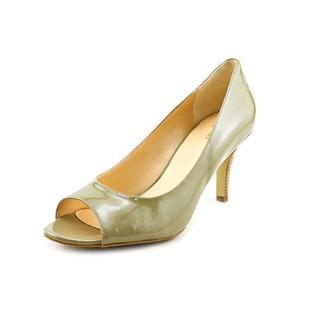 Cole Haan Women's 'Air Lainey OT Pump' Patent Leather Dress Shoes (Size 10.5 )