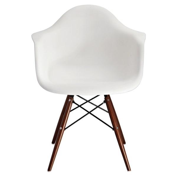 American Atelier Living White Banks Chair
