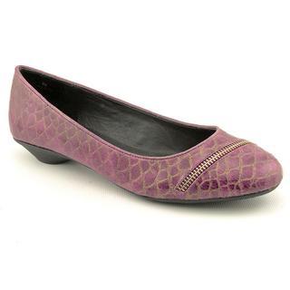 Moda Spana Women's 'Incite' Snakeskin Casual Shoes