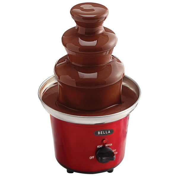 Bella Red Chocolate Fountain