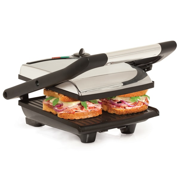Bella Stainless Steel Panini Maker