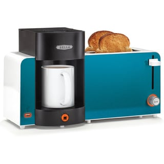 Bella Teal Toast and Brew Breakfast Station