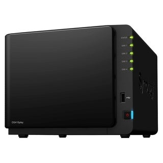 Synology DiskStation DS415play NAS Server