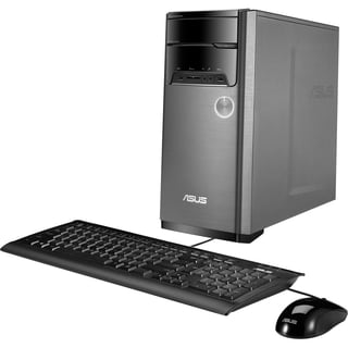 Asus M32BF-US004O Desktop Computer - AMD A-Series A4-5300 3.40 GHz -