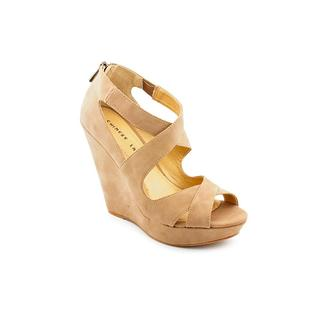 Chinese Laundry Women's 'Motion' Faux Leather Sandals (Size 10 )