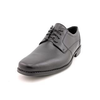 Bostonian Men's 'Nicky Plain Toe' Leather Dress Shoes - Wide