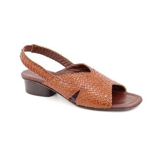 Amalfi By Rangoni Women's 'Jaya' Leather Sandals