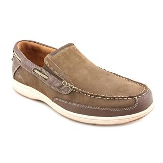 Florsheim Men's 'Lakeside Slip' Leather Casual Shoes - Extra Wide (Size 9.5 )