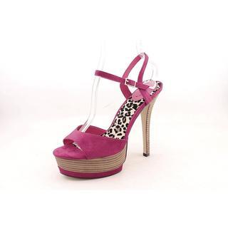 Luichiny Women's 'Ash Ley' Basic Textile Sandals