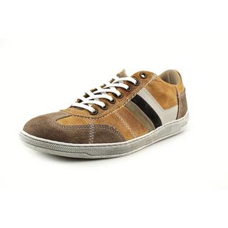 Steve Madden Men's 'Kegstand' Leather Athletic Shoe (Size 8 )