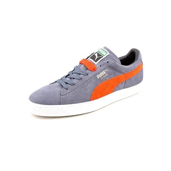 Puma Men's 'Suede Classic +' Regular Suede Athletic Shoe